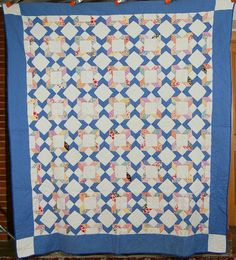 """pics of 30's quilts  