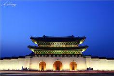 Gwanghwamun,seoul,korea [경복궁 광화문, 景福宮光化門]