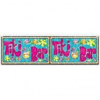 Tiki Bar Banner $11.50 BE57179
