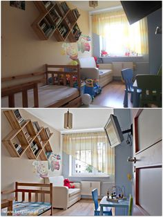 pokój dziecka Home Staging, Toddler Bed, Loft, Furniture, Home Decor, Homemade Home Decor, Lofts, Home Furnishings, Decoration Home