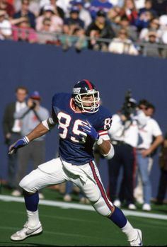 Mark Bavaro, Tight End, New York Giants
