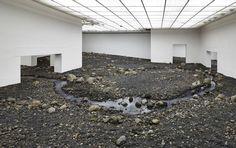 "Olafur Eliasson: ""Riverbed"" September 20, 2014 – January 4, 2015 Louisiana Museum of Modern Art, Humlebæk"