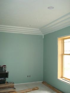 Master Bedroom- Sherwin Williams Quietude