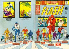 DC-11, Flash #214, Cover by Nick Cardy Follow us: http://twitter.com/comixcomixcomix Like us: http://comixcomixcomix.com