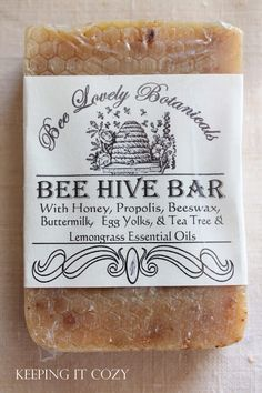 Awesome handmade Soap! My favorite soaps.