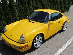 Porsche 911 Carrera RS -