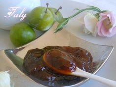 #Marmellata di #susine verdi (senza pectina)