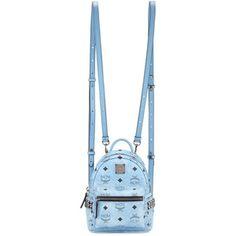 Mcm Stark X-Mini Side Stud Backpack