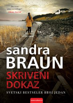 Sandra Braun   SKRIVENI DOKAZ
