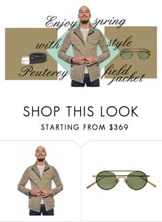 """Enjoy spring with peuterey"" by scaglionegroup on Polyvore featuring Peuterey, Acne Studios, men's fashion e menswear"