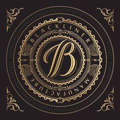 Lettering design for @blackliner_mfc #graphic #design #lettering…