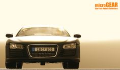 Audi R8 1:18 by Maisto