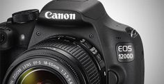 Canon Launches a New EOS 1200D DSLR Camera