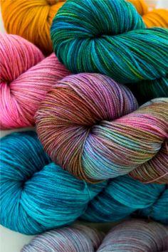 Madelinetosh Pashmina - merino wool, silk, cashmere http://www.knitculture.com/yarn/companies/madelinetosh/madelinetosh-pashmina.html
