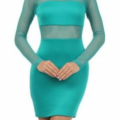 fae792a3dd0 Claudia Myers Boutique · Jade Spare Net Dress Boutique Clothing
