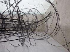 Tu recepcja - British sculptor Antony Gormleyb.1950 see...