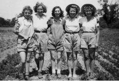 WLA Land Girls
