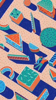 'Blocky Dreams', LINE - Yukai Du