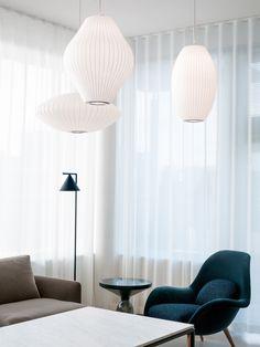 Lounge details. Interior design by Sistem Interior Architects.