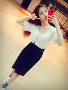 park boram instagram fashion