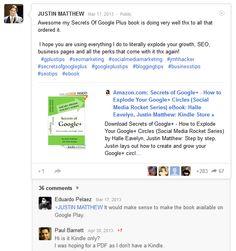 World Of Social Media: Google Plus For Business #google #googlebusiness #googleseo #seo #seotips #socialmedia #jmhhacker #monopolizesocialmedia #serp  - epublicitypr.com