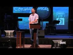 """What if Eve had just said """"BOOYA! Can we learn from Adam and Eve's bad choice, and instead take from Jesus example to just simply """"drop the mic and walk away""""? A short clip on using God's word to shape the big, and small, choices we make. Weekend Messages, Adam And Eve, Choices, Christ, Drop, Shape, Sayings, Learning, Words"""