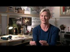 Georgina Hayns (Coraline, ParaNorman), takes viewers behind the scenes to show what she does as a the head of puppetry.