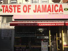 We so do not have this kind if takeaway in Guildford - fail! Love mixing it up