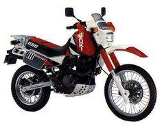 DR 650R, 1992-1993