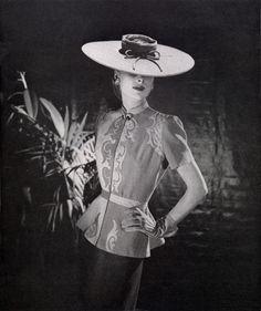 1944 Fashions by Adrian