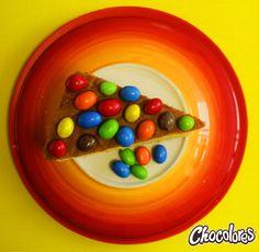 Torta con Chocolores