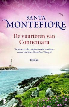 Vuurtoren van Connemara - Santa Montefiore | watleesjij.nu - Ingrid heeft dit boek 5 * gegeven. (*)