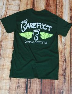 eeadb9623b7a BF Campus Outfitters - FOREST GREEN at Barefoot Campus Online Checks