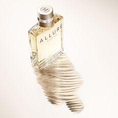 Janaïna Milheiro   Compositions de plumes<br> Chanel maquillage et parfum, 2014<br> Photographies Romin Favre