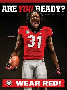Dawgs football starts Saturday.... Yes!!!