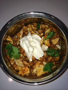 Indian food made with some CSA ingredients