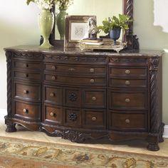 Chapell 9 Drawer Dresser