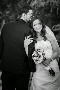 Andrew + Julia's Wedding in B/W | Shuttered Light Photography