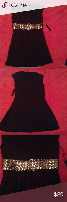 Spotted while shopping on Poshmark: BCBG MaxAzria S Black Tunic/Mini Dress! #poshmark #fashion #shopping #style #BCBGMaxAzria #Dresses & Skirts