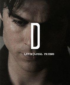 The Vampire Diaries: Names + Meanings - the-vampire-diaries Fan Art