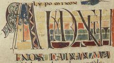 Century: IX Ms: Bibliothèque Nationale de France, BNF Latin 11505