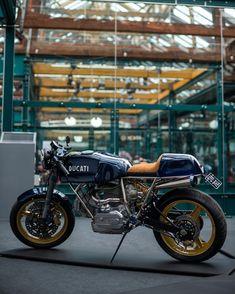 1978 Ducati Bevel 750 #MerlinEngineers