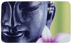 WENKO 20945100 Badteppich Buddha - Duschvorleger, Kunststoff - Polyester, Mehrfarbig Wenko http://www.amazon.de/dp/B00K6EFBAY/ref=cm_sw_r_pi_dp_niTewb0E604BV