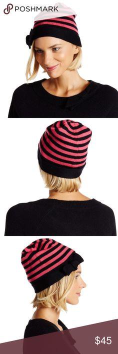 LAST CHANCE‼️Kate Spade Beanie Gorgeous NWT Kate Spade beanie in perfect condition. So cute! 13xddfg kate spade Accessories Hats