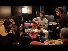 One Direction - What Makes You Beautiful/One Thing/Gotta Be You (acoustic cover by Anthem Lights) Should I even say that this is as awesome as One Direction/possibly better? Or is that implied? I think it's implied.