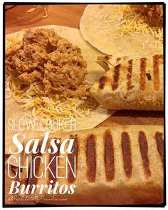 Crockpot Salsa Chick