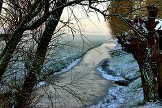 Winter in Koudekerk aan den Rijn - Photo by Mireille Crama