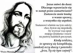 Jezu Ty sie tym zajmij.. Music Humor, God Loves You, Quotes About God, Powerful Words, God Is Good, Gods Love, Motto, Psalms, Texts