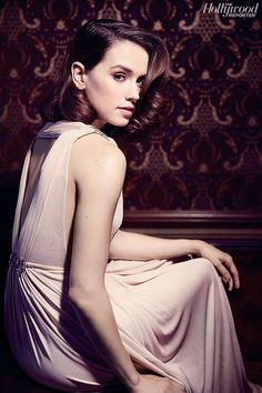 STAR WARS: THE FORCE AWAKENS' Daisy Ridley Stuns In New Photoshoot