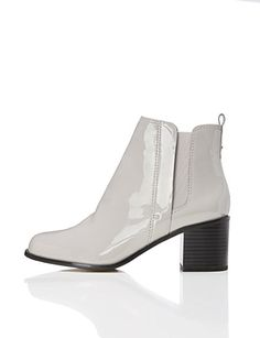 FIND Damen Ankle-Boots, Grau (LT GREY), 41 EU Prada, Chelsea, Valentino, Ankle Boots, Louis Vuitton, All About Shoes, Amazon, Sandals, Heels
